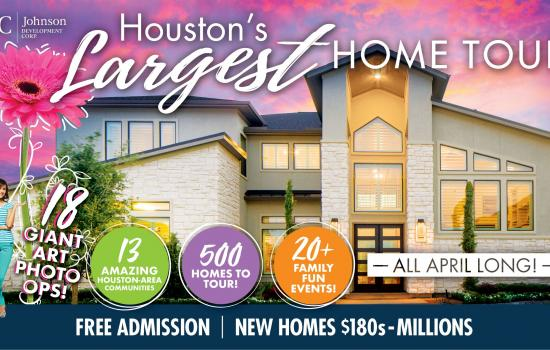 Houston's Largest Home Tour